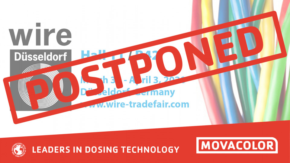 WIRE 2020 DÜSSELDORF POSTPONED