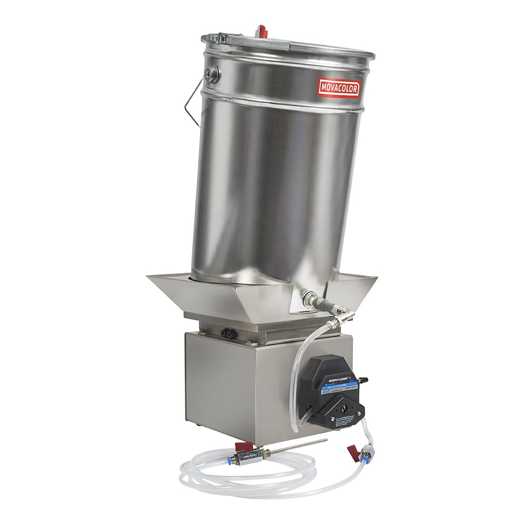 MCLiquid: reliable and spill free liquid dosing