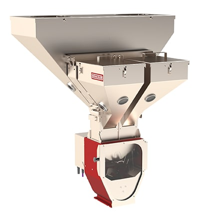 MCHybrid 30R-series: for the use of lower density regrind materials